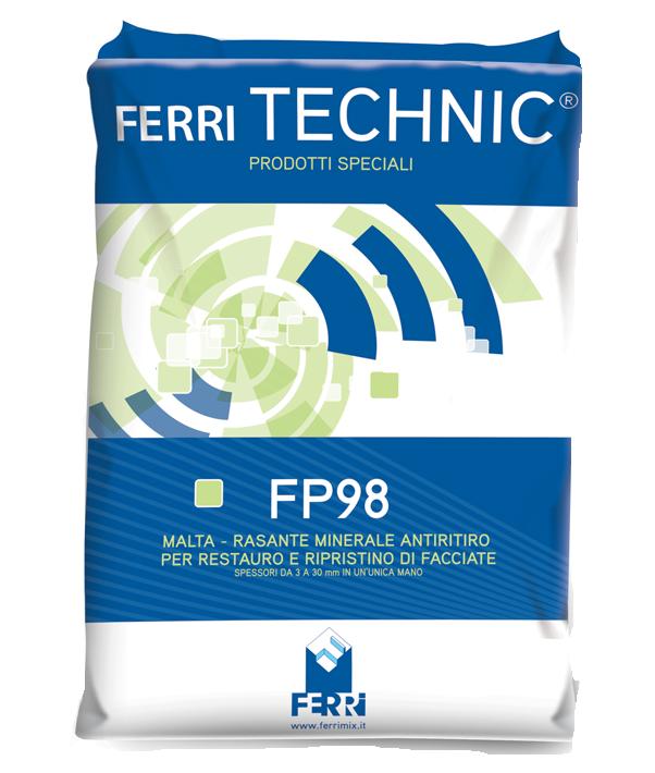 FP98 Rasante fibrorinforzato