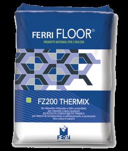FZ200 THERMIX Massetto radiante per sistema riscaldamento a pavimento
