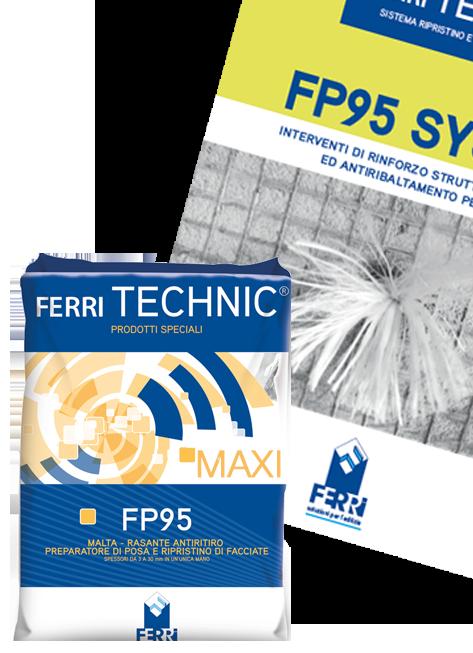 FP95 MAXI Malta consolidante tecnica