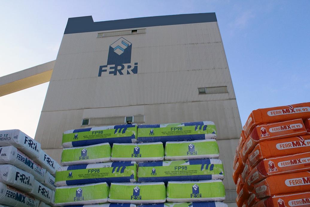 Impianto Ferri soluzioni per l'edilizia