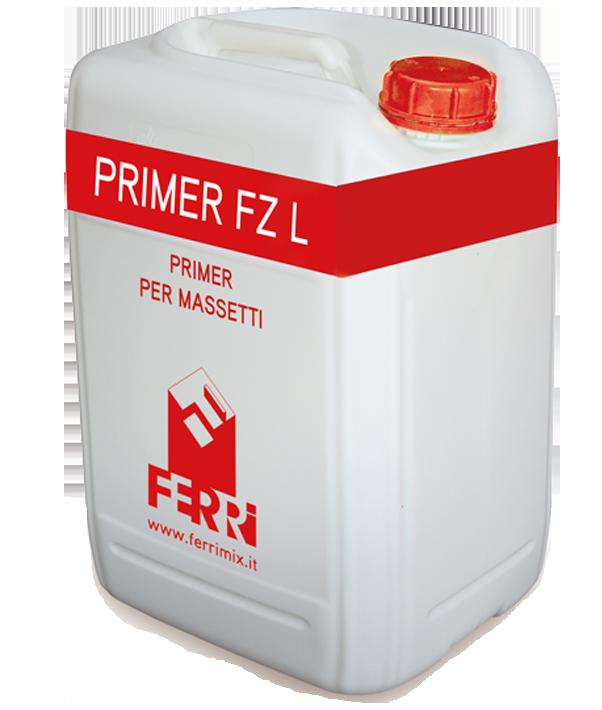 primer FZL primer poliuretanico consolidante
